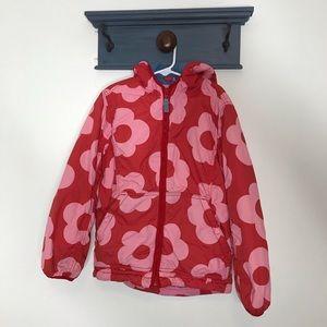 Mini Boden fleece lined winter jacket 9-10y